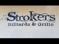 Bar / Restaraunt / Billiards Business for Sale - Strokers Real Estate Video.