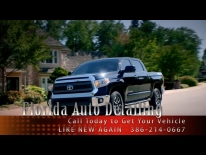 Florida Auto Detailing - Like New Again Package